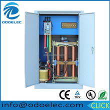 Hot sale Three Phase Full-automatic Compensated Power Voltage Stabilizer for medical use
