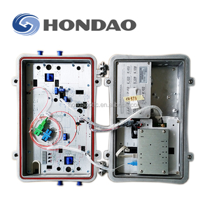 Hondao EOC+Media Converter+Optical Receiver Outdoor All in one EOC master