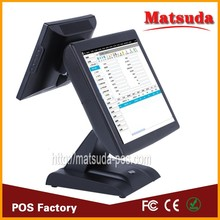 windows restaurant bezel pos systrem with free pos fix parts / pos spare parts