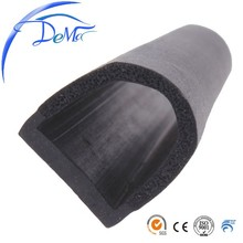 Extrusion epdm automotive rubber seal/rubber seal strip used for door& window