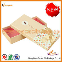 ribbon paper gift packaging box