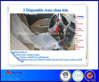 Car Care Product 5 in 1 car cleaning kit