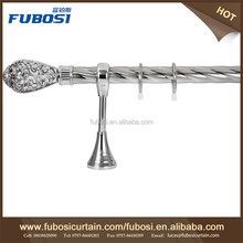 Curtain Rod Accessories Window Thick Curtain Rods