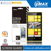 Universal screen protector lcd screen guard for Nokia lumia 520 oem/odm(High Clear)