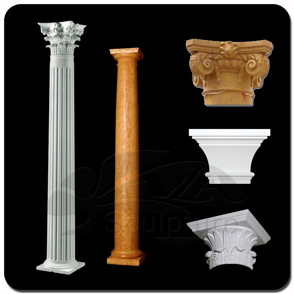 Round column design round column design suppliers and manufacturers at alibaba com