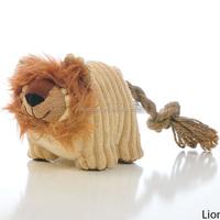 Buddies Stuffed Plush Dog Toys - Lion