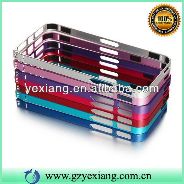 Wholesale For Iphone 4 Aluminum Alloy Blade Metal Frame Bumper Case