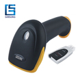Reliable 250K wireless transmission rate 4G wireless 1D barcode scanner