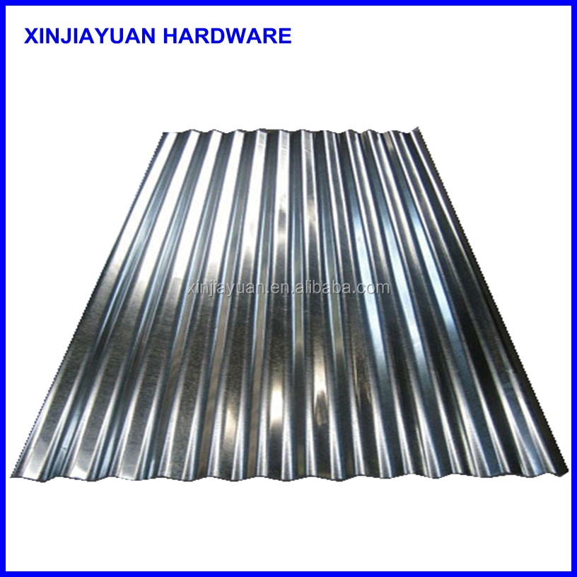 SGCC/SGCH /SPCC galvanized corrugated roofing sheet wholesale