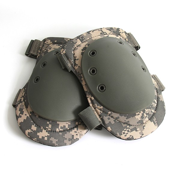 Knife Resistant CAMO Tactical Kneepad