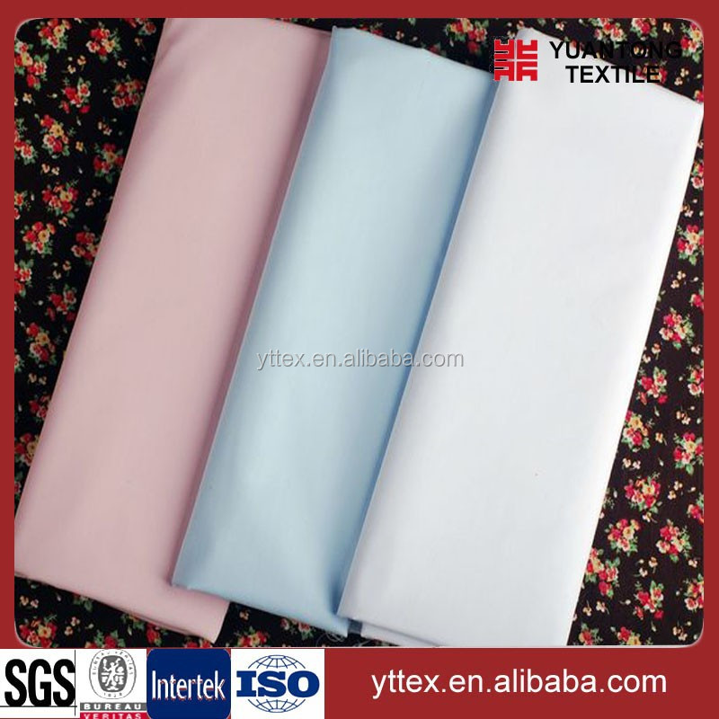 china supplier fabric/textile, shirts fabric 110x76/133x72, school uniform material fabric