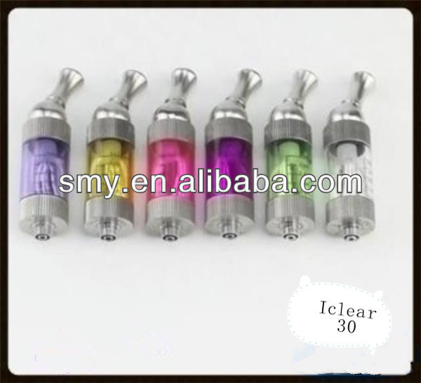 wholesale iclear 30 clearomizer iclear 30S atomizer iclear 30B tank