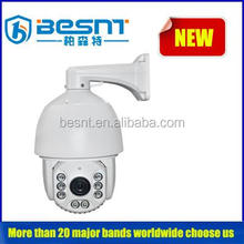 China wholesale 1.3 megapixel Pan / Tilt / Zoom Technology PTZ speed dome AHD camera BS-AHDM01K