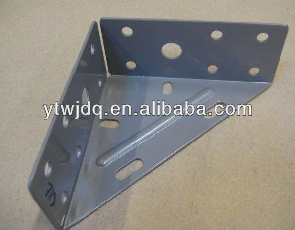 steel brackets for timber /wall bed brackets /metal bed frame bracket