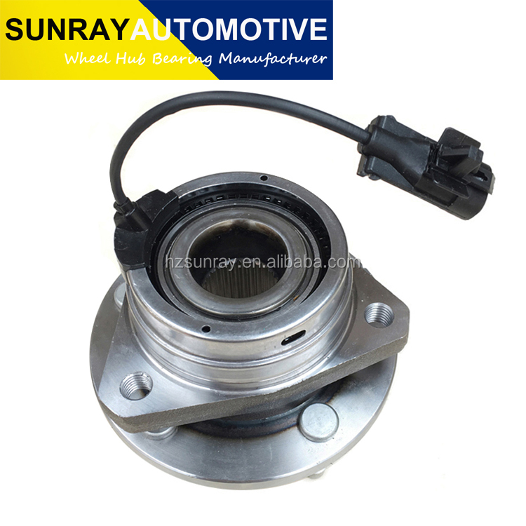 Front Wheel Hub Bearing 513214 Left or Right for Chevrolet Pontiac Saturn w/ ABS