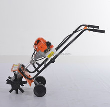 Mini Power Tiller Manual Mini Rotary Tiller In India