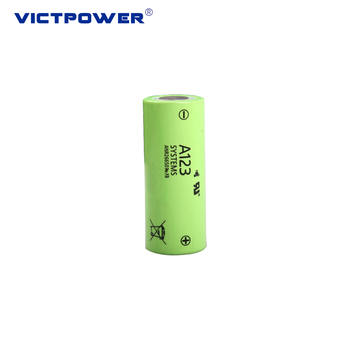 26650 rechargeable llifepo4 battery cell ANR26650 M1-B 3.3V for A123 system