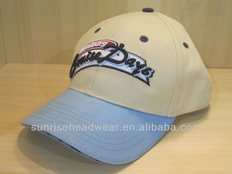 sample free custom golf hat