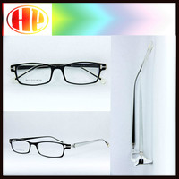 Acetate frame crystal reading eyeglass
