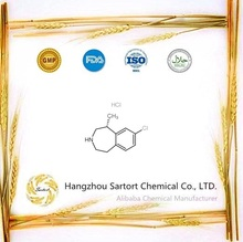 competitive price pharmaceutical technology Lorcaserin hcl 846589-98-8