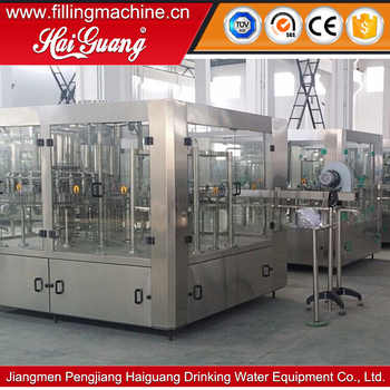 Factory Produce bottle stainless steel water plant/bottle water producing equipment