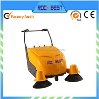 Electric Power Broom Sweeper