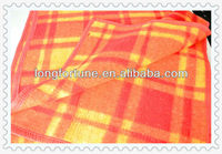 cheap wholesale disaster relief polyester blanket
