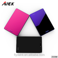 5.8mm Ultra Thin AIEK M4 Mini touch music card mobile phone Dual SIM Standby AIek M4 Cute pocket phone