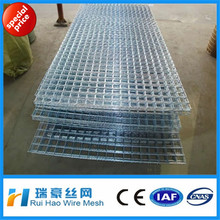 In Stock Galvanized Welded Mesh/Welded Wire Mesh Panel/STEEL MATTING (Factory)