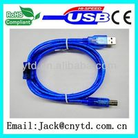 Hot Saling usb cable usb a(m) to ide 2.5 & 3.5 & sata cable Cheapest