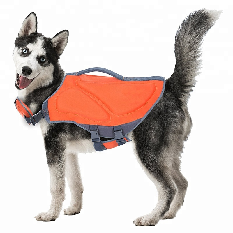Manufacturer wholesale pet life jacket <strong>Dog</strong> Life Jacke: Life Jackets For <strong>Dogs</strong>