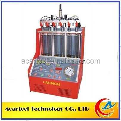 100% Original LAUNCH CNC602A Fule injector cleaner & tester CNC 602A advanced electromechanical machine with lowest price