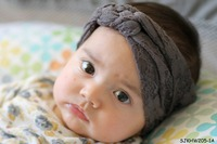 fashion new top baby lace knot headband