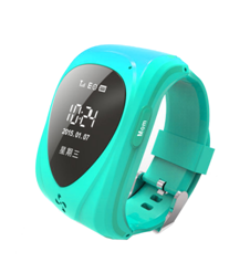 Gator child gps tracker / wrist watch gps tracking device / gps golf watch