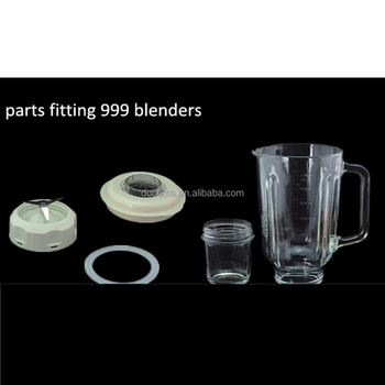 kitchen appliance juice blenders replacement part glass jar with mill cup