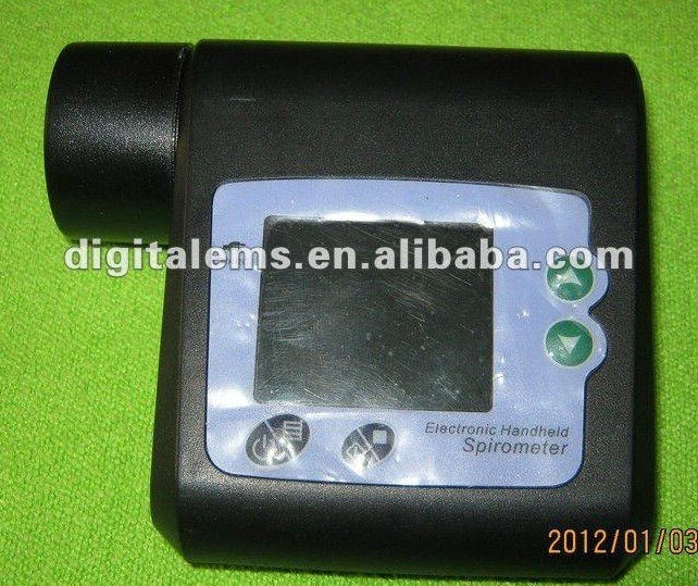Portable Digital Medical Spirometer Retail / Wholesale
