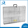 Folding metal xxl puppy dog crate JF-PCP-580
