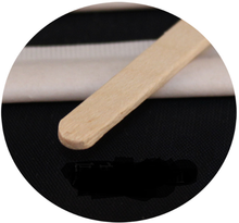 Individual Packing Disposable Wooden Paint Coffee Stirrer
