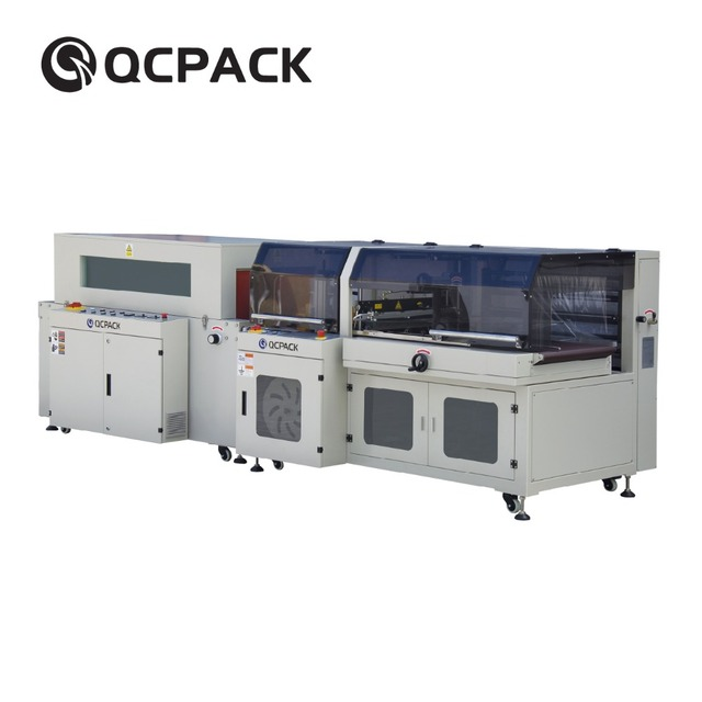Book Thermal Shrink Wrapping Equipment Shanghai Manufacturer