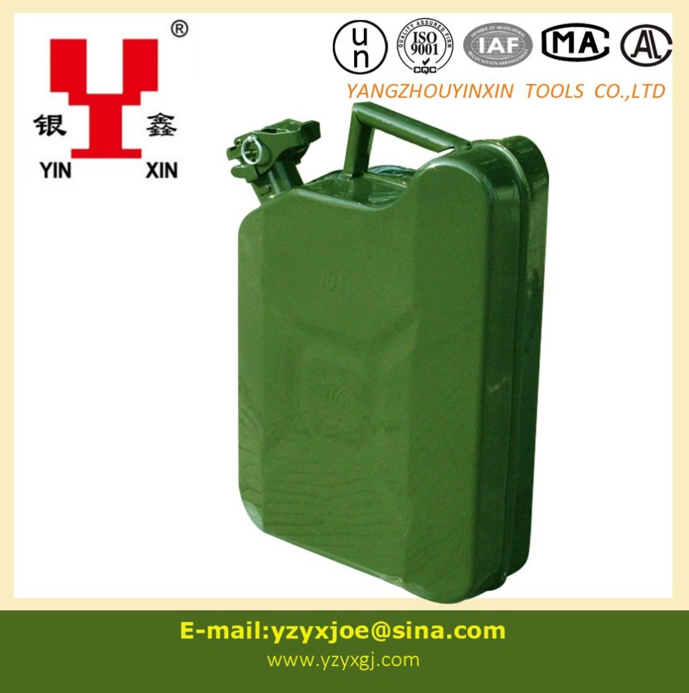 10L 10 liter jerry can/oil drum/jerry can cap