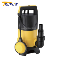 Hot sale non-clog portable submersible sewage cutter pump
