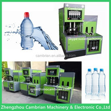 Equipped with muffler injection blow molding machine for PET bottle making