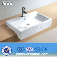GT-5048 New Hanging Cabinet Basin white bathroom vanity