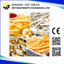 Industrial automatic French fries production line/Frozen French fries machine