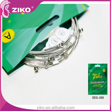 10 Sets Ziko Electric guitar strings 009 musical instrument parts guitar Accessories guitarra electric strings