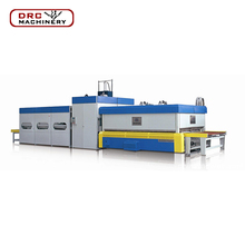 THP2515 CE autoclave free tempered curved laminated glass furnace