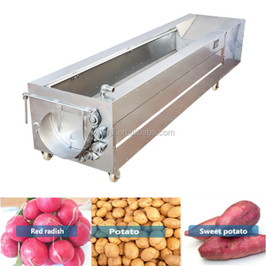 Potato washing machine /Cassava peeler and washer /Cassava washing machine