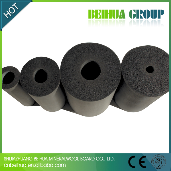 Excellent Quality Cheap PVC/NBR Rubber Foam Refrigeration Pipe Insulation