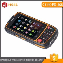 Handheld Wireless H941 industrial Android 4.4.2 portable data terminal with 1D/2D barcode collector and RFID reader