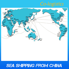 Sea freight rate from any port of China to Houston--Lulu